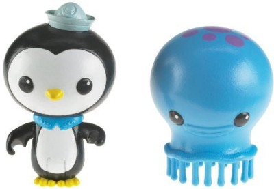 Fisher-Price Octonauts Peso And The Giant Jelly Comb