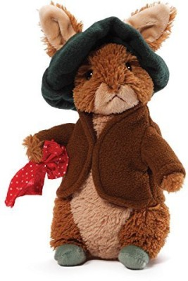 GUND 4048911 Classic Beatrix Potter Benjamin Bunny Stuffed Animal Plush  - 25 inch