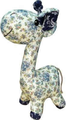 Abracadabra Abracadabra Soft Fabric Toy Giraffe  - 38 cm