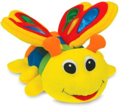 The Learning Journey Crawl About Bouncing Butterfly Plush  - 25 inch