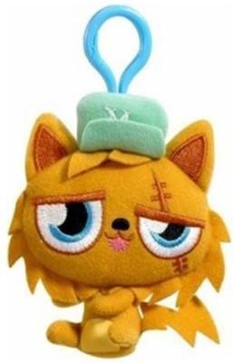 Spin Master Moshi Monsters Moshlings Backpack Clip Plush Gingersnap