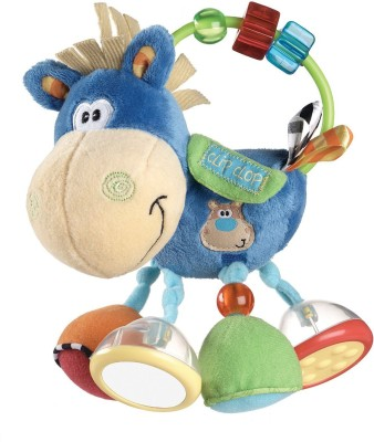 Playgro Gro Clip Clop Activity Baby Rattle  - 5.9 inch