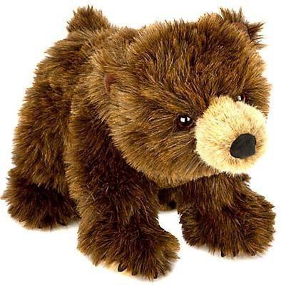 Star Wars Disneynature Exclusive Bears 16 Inch Plush Amber