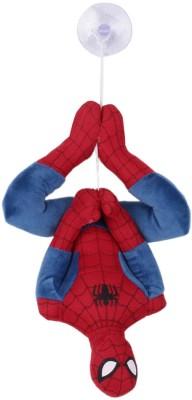 Spiderman Marvel Spiderman Vacuum Holder in Pose 2 Plush Toy - 10 inch  - 10 inch