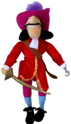 Disney Captain Hook Plush