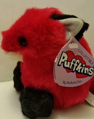 Swibco Puffinks Franklin The Red Fox