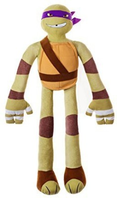 Stretchkins Teenage Mutant Ninja Turtle Donatello Lifesize Plush
