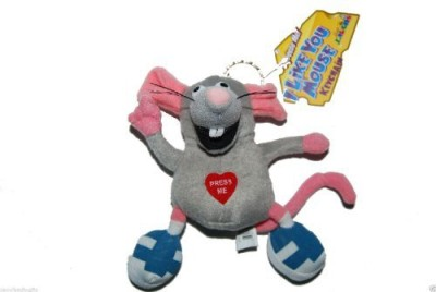 Just For Laughs I Like You Mouse Keychainbatteries Included