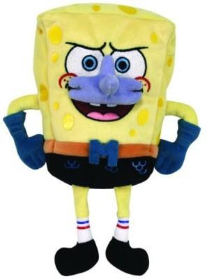 SpongeBob SquarePants Ty Beanie Babies Spongebob Mermaidman