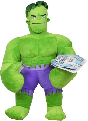 Marvel Hulk Soft Toy  - 5 inch