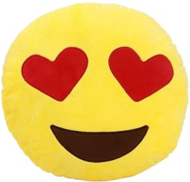Cuddles Smiley - 45 cm(Yellow)