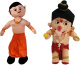 Poonam Big Size Chota Bheem Kids Plush S...