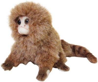 Hansa Pygmy Marmoset Plush Animal(Brown)