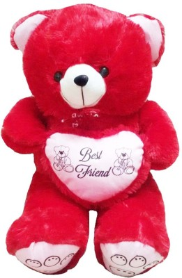 Atc Toys Pink Teddy Bear Soft Toys  - 70 cm