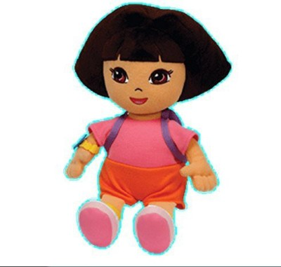 Dora the Explorer Ty Beanie Buddies Dora Doll
