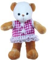 Tickles Beautiful Frock Teddy Girl  - 43 cm best price on Flipkart @ Rs. 699