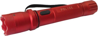 TWG Solar 5 Million Volt Rechargeable Flash Light Stun Gun
