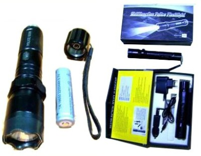 Krish Rechargeable Flash Light Stun Gun