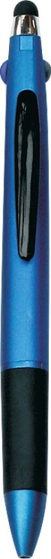 Apex 3 Refill Pen With Stylus Blue Stylus(Blue)