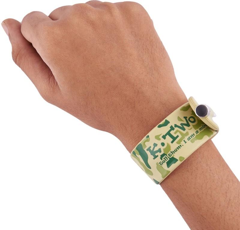 Smiledrive Cool Slap On Wrist Strap - Wearable Convenience Stylus(Multicolor)
