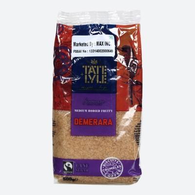 Tate Lyle Guyanese Sugar(500 g Pack of 1)