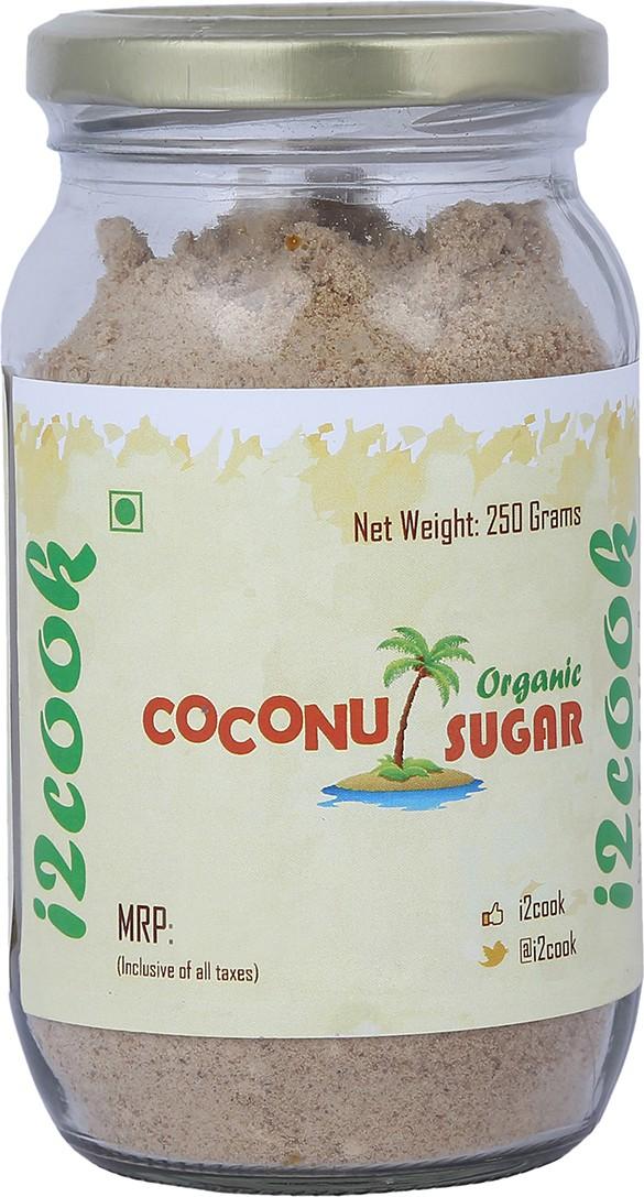 I2Cook Coconut Organic Sugar
