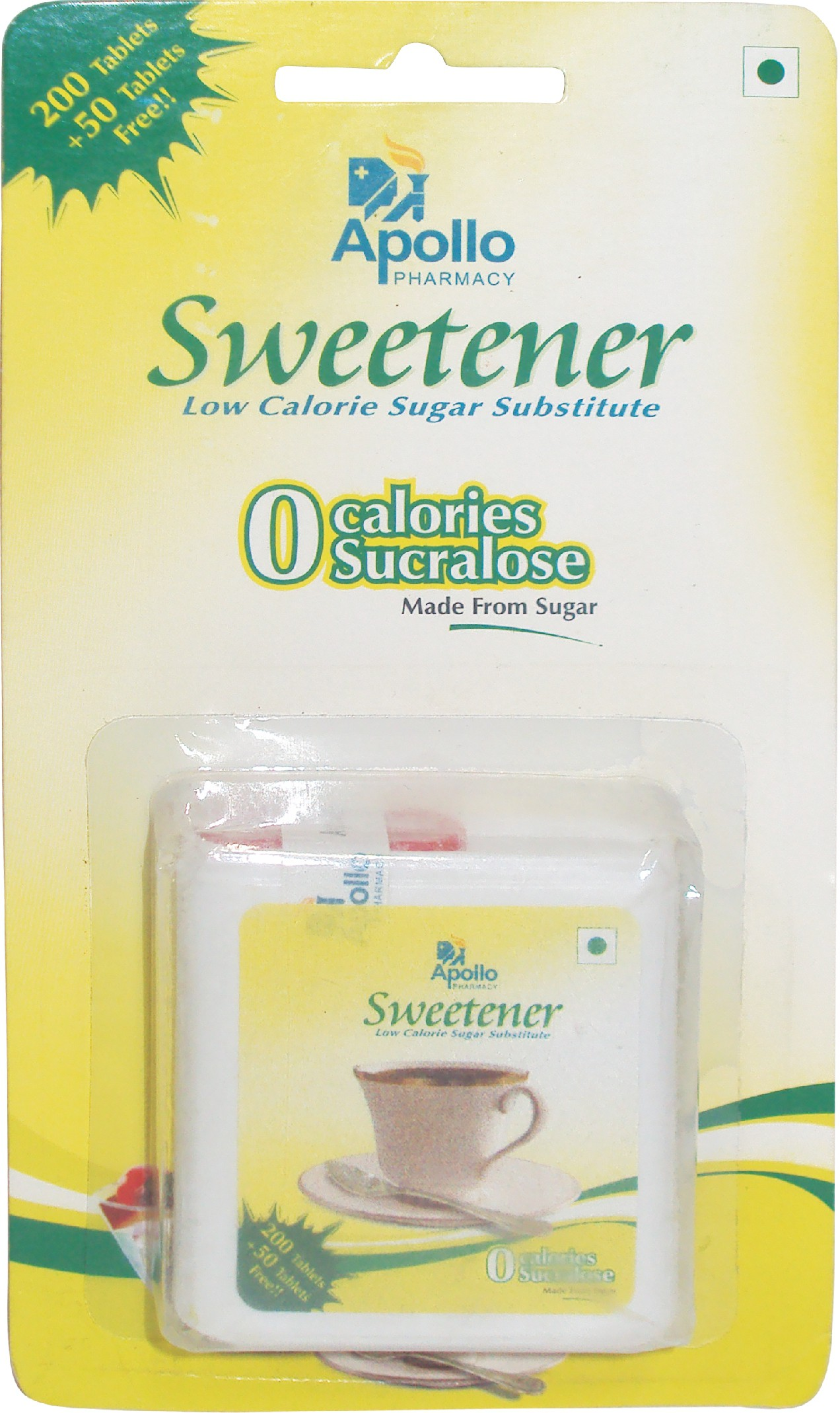 Apollo Pharmacy Sweetener Tablets Sugar