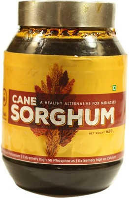 True Elements Cane Sorghum - Alternative For Unsulphured Molasses Sugar