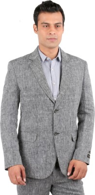 Jhampstead Solid Men's Suit