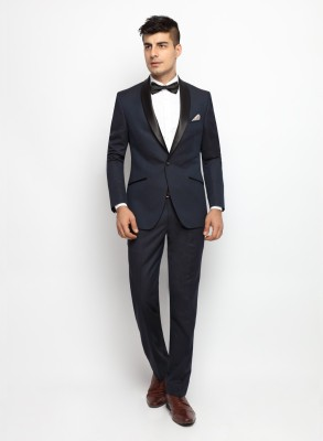 SUITLTD Single Breasted Woven Men's Suit