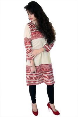 Embellish outfits Kurta Printed Women's Suit