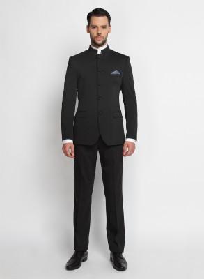 SUITLTD Harlesden Single Breasted Solid Men's Suit