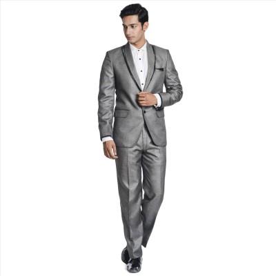 Adam In Style Zeer Lite Single Breasted Solid Men's Suit