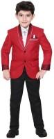 Kute Kids Self Design Boys Suit