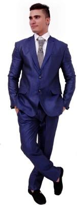 Shaurya-F Suit Solid Men,s Suit
