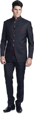 Luxurazi Fashion suit Striped Men's Suit