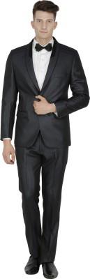 Luxurazi Designer Solid Men's Suit