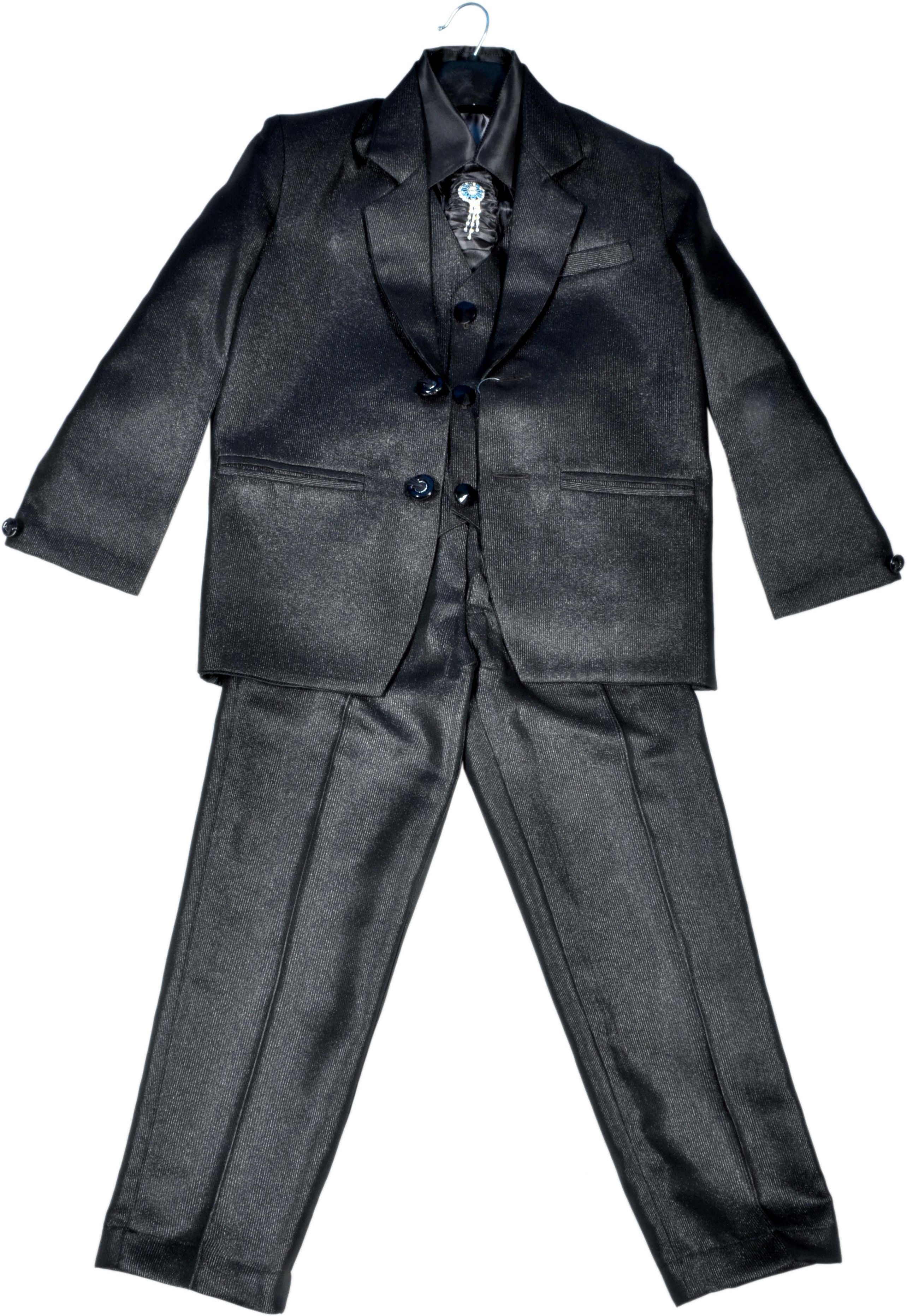 Hey Baby Coat Suit with Blaizer Solid Boys Suit