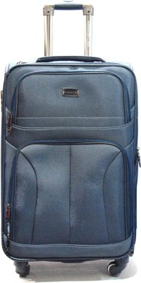 American Club ExclusiveTrolleyBag1AW Expandable  Check-in Luggage - 28