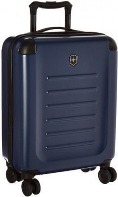 Victorinox Spectra 2.0 Extra-Capacity Carry-On Travel Case Cabin Luggage - 21.7 inch(Blue) at flipkart