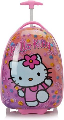 Kiddale HelloKitty Oval Cabin Luggage - 16