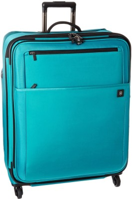 Victorinox Avolve 2.0 Limited Edition Wheeled Carry-On Expandable Cabin Luggage - 20 inch(Aqua Blue)