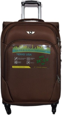 Texas USA 1208 Expandable  Check-in Luggage - 28