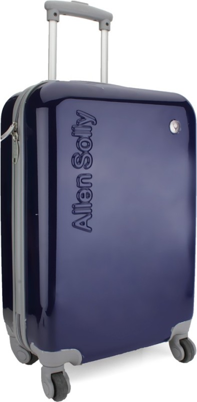 Allen Solly Cabin Luggage - 19.7 inch(Blue)