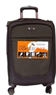 Texas USA 5002s Expandable  Cabin Luggage - 20