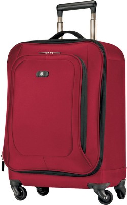 Victorinox Hybri-Lite 22 U.S. Carry-On Expandable 4-Wheel Ultra-Light Upright Expandable  Check-in Luggage - 22