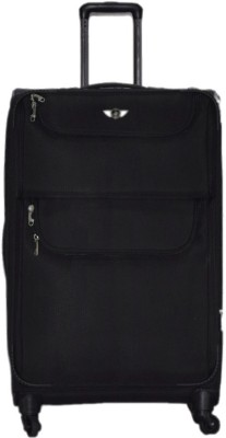Polo House USA L002 Expandable  Check-in Luggage - 24