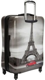 Abstar EYOSTOP 100% Unbreakable Check-in Luggage - 28 inch(Multicolor)