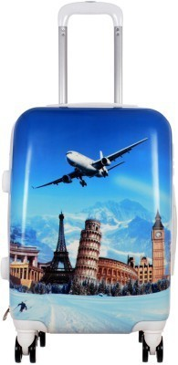 Novelty Blue Trolly 28 Check-in Luggage - 28