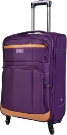 EUROLARK INTERNATIONAL Satellite Expandable Check-in Luggage - 25 inch(Purple)